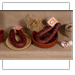 TOP QUALITY HORSESHOE SPANISH SAUSAGE -